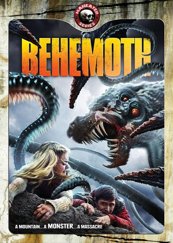 Béhémoth, la créature du volcan affiche