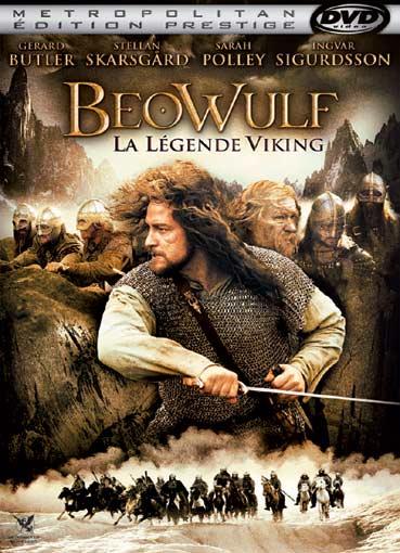 affiche film Beowulf, la l�gende viking