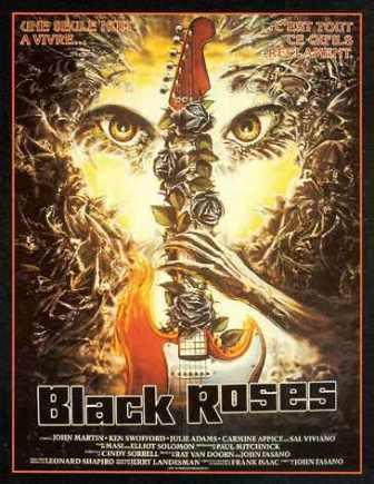Black Roses (1988) affiche