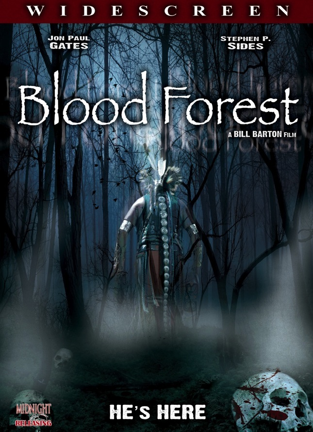 Blood Forest affiche