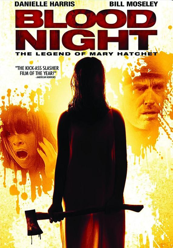 Blood Night : The legend of Mary Hatchet