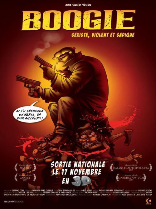 Les sorties de films Cinéma et DVD - Page 5 Boogie_huileux-affiche