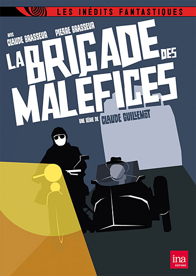 DPStream La brigade des maléfices - Série TV - Streaming - Télécharger en streaming