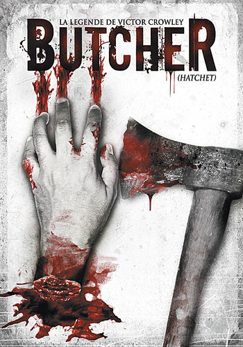 FILM Butcher - La Légende de Victor Crowley
