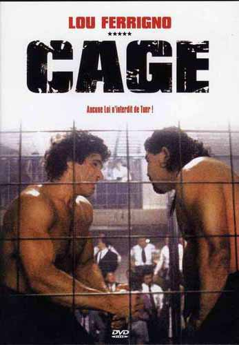 Cage affiche