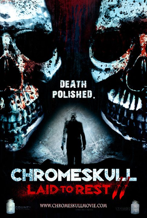 ChromeSkull : Laid to rest 2 affiche