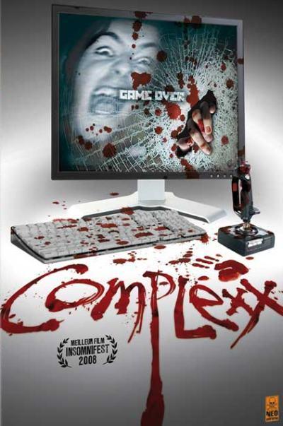 Complexx avi( DvDrip Horror preview 0