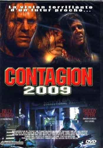 Contagion 2009 - Sci-fighters affiche