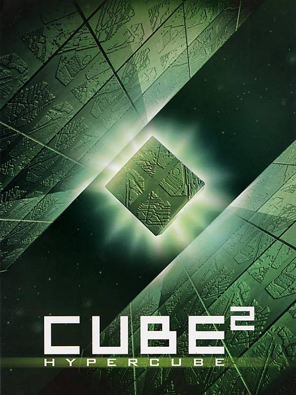 Cube² : hypercube affiche