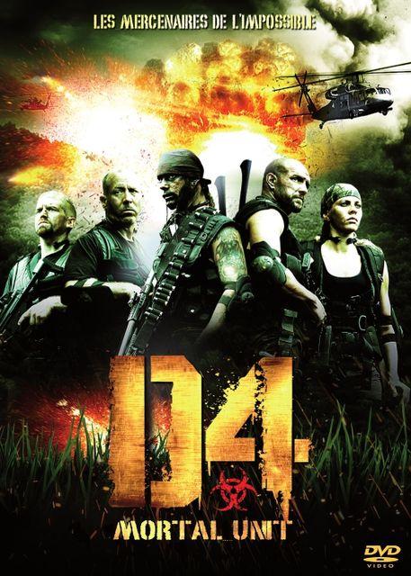 D4 Mortal Unit affiche
