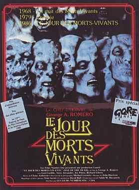 Le Jour des morts vivants 1985 DVDrip Fr By Djante ( Net) preview 1