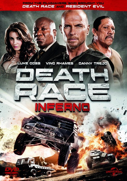 Death Race 3: Inferno ddl