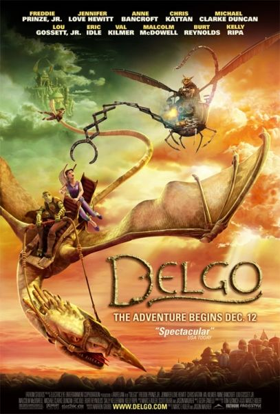 Delgo affiche