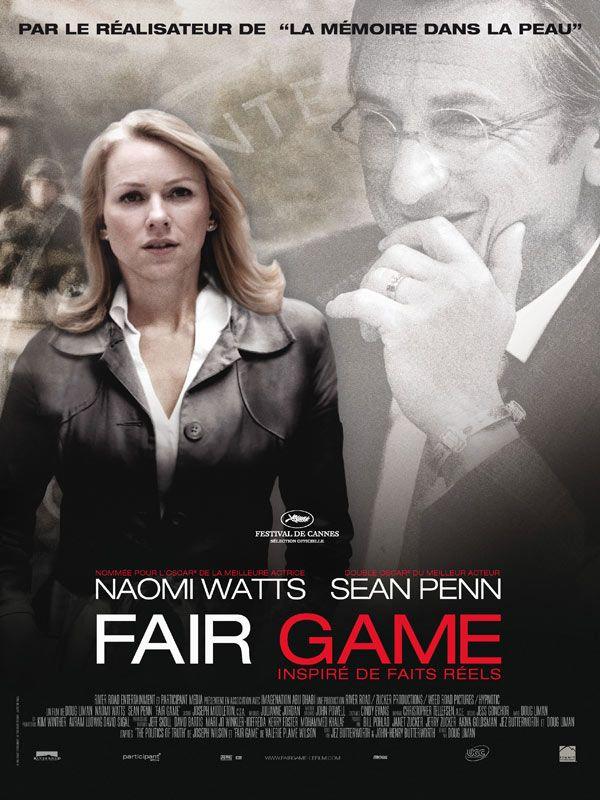 Fair Game (2010) affiche