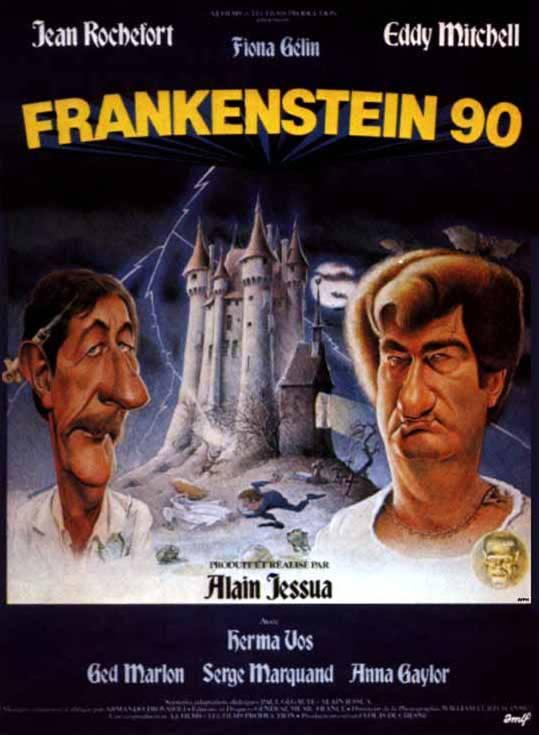 Des amateurs de Nanars dans la salle? - Page 3 Frankenstein90aff