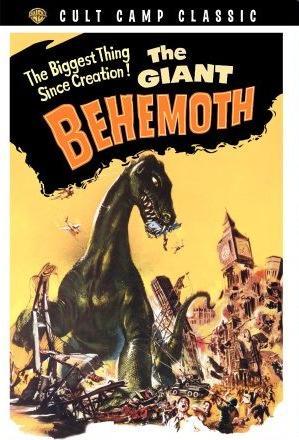 Behemoth, le monstre des mers - DvdToile