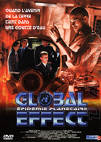 Global Effect - Epidémie planétaire affiche