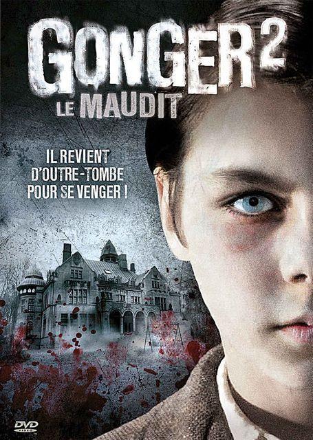 Gonger 2, le maudit affiche