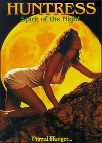 Huntress: Spirit of the Night affiche