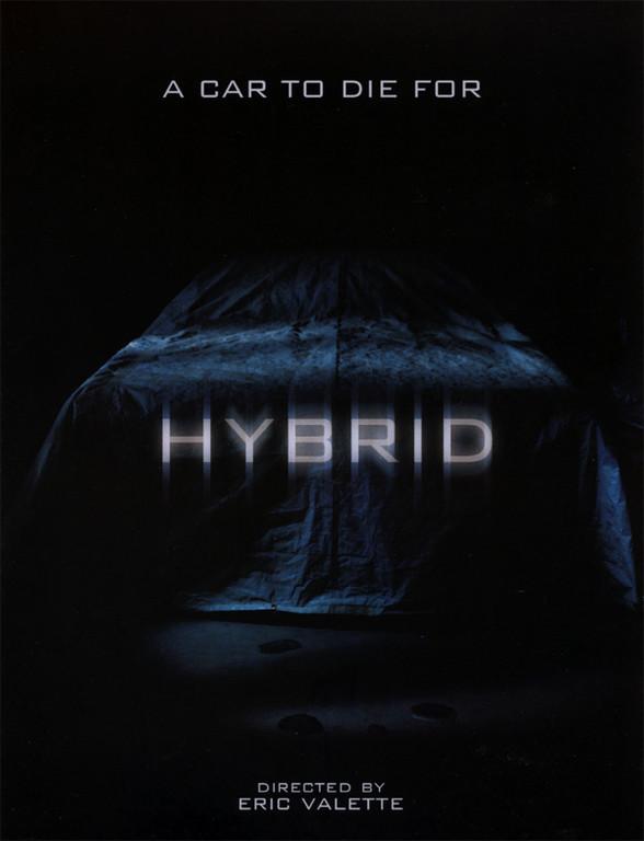 Hybrid (2010) affiche