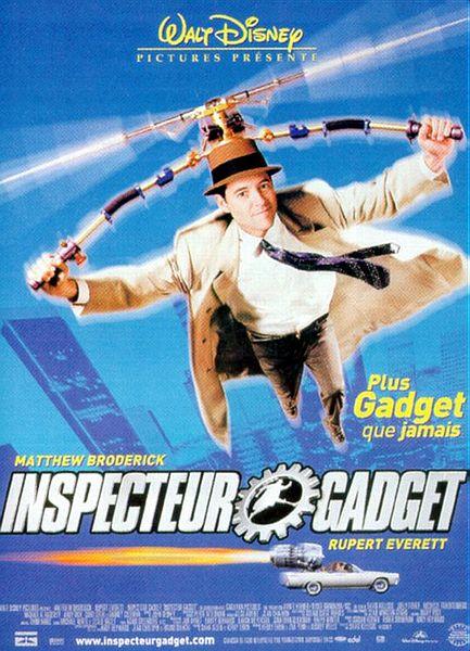 инспектор гаджет 2 фильм скачать торрентом