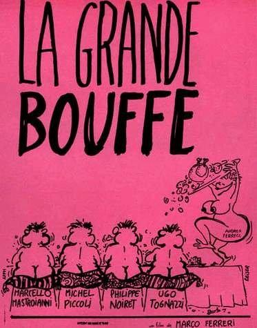 #6 La Grande Bouffe de Marco Ferreri, critique croisée