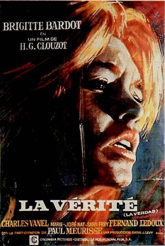 La Vérité, de Henri-Georges Clouzot  Laverite