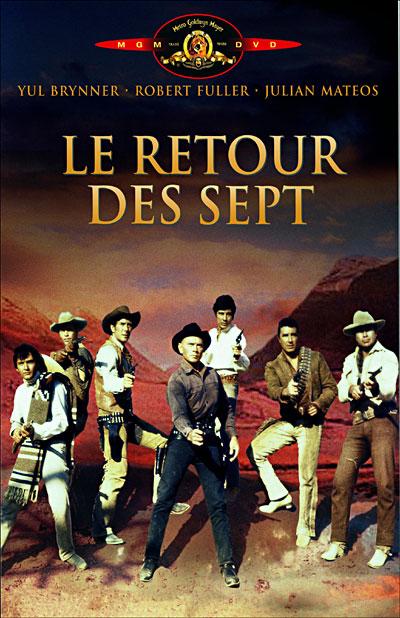 [MULTI] Le Retour des sept [DVDRiP - AC3 - TRUEFRENCH]