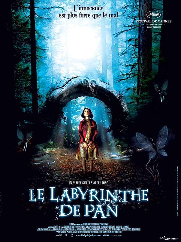 labyrinthe de pan