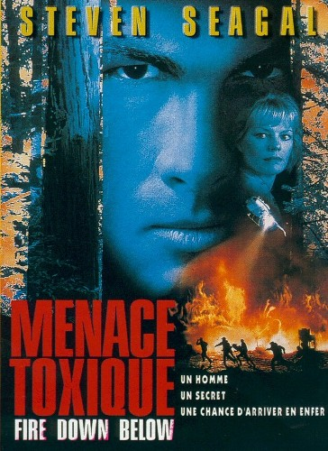 Menace toxique affiche