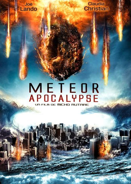Meteor Apocalypse affiche