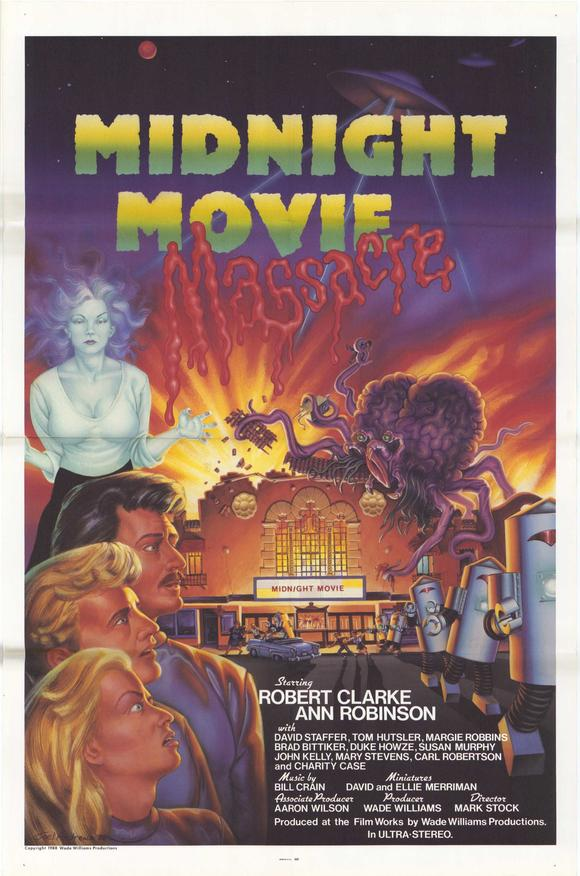 Midnight Movie Massacre movie