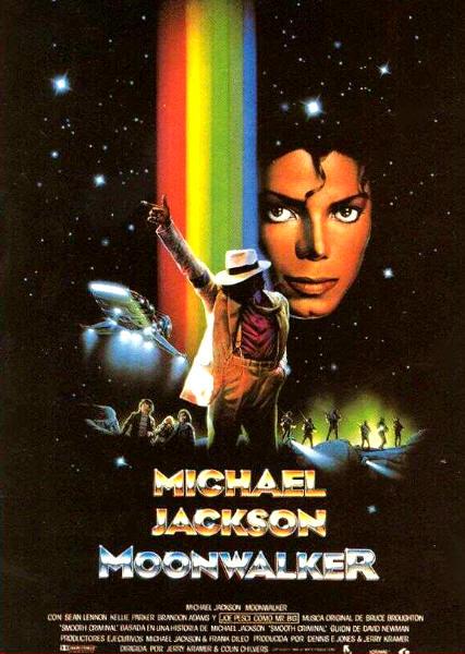 film Moonwalker - Hommage A Mickael Jackson en streaming
