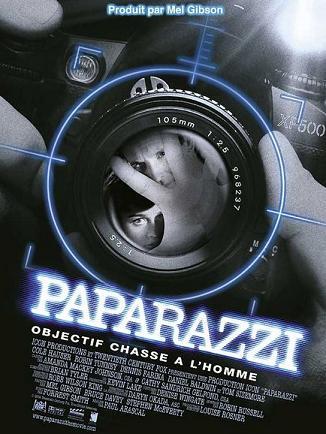 Paparazzi: objectif chasse à l'homme (2004) affiche