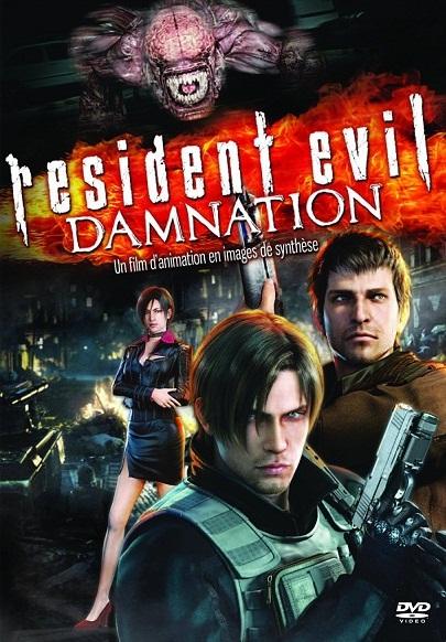 [MULTI] Resident Evil: Damnation [DVDRiP] TRUEFRENCH