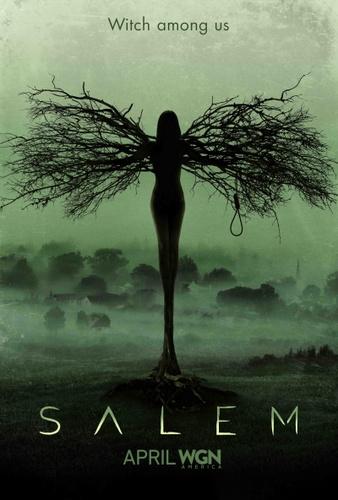 Salem - Magazine cover