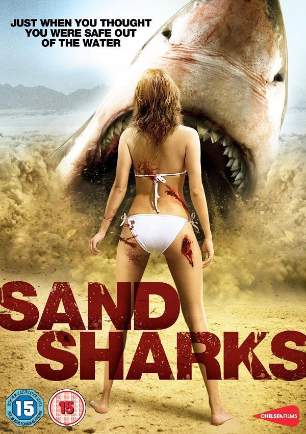 Sand Sharks : Les dents de la plage affiche