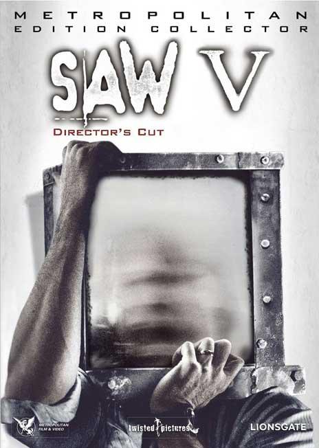 Saw 5 affiche