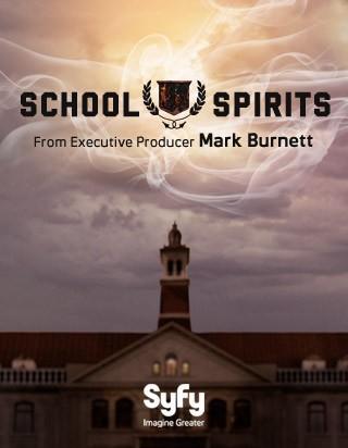 affiche School Spirits