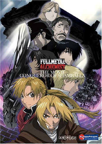 film Fullmetal Alchemist: Conqueror of Shamballa en streaming