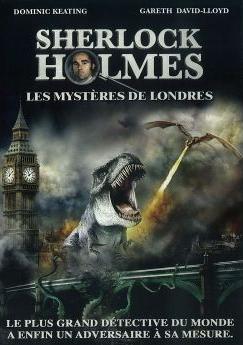 Sherlock Holmes : Les mystères de Londres affiche