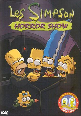 [FS] The Simpsons Horror Show  [DVDRiP-FR]