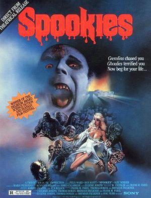 Spookies affiche