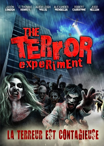 Pi�ge de Verre - The Terror Experiment