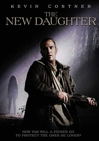 The New Daughter affiche