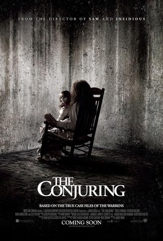 Conjuring : les Dossiers Warren