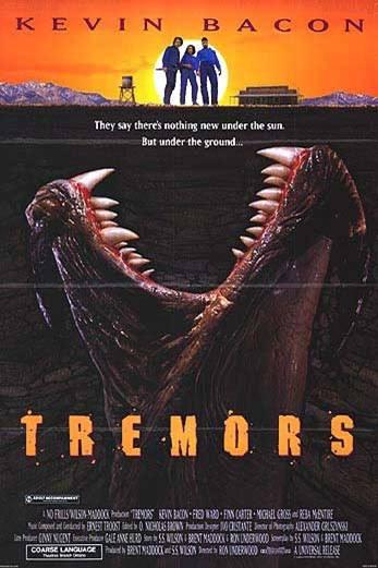 --- TREMORS --- Tremorsaff