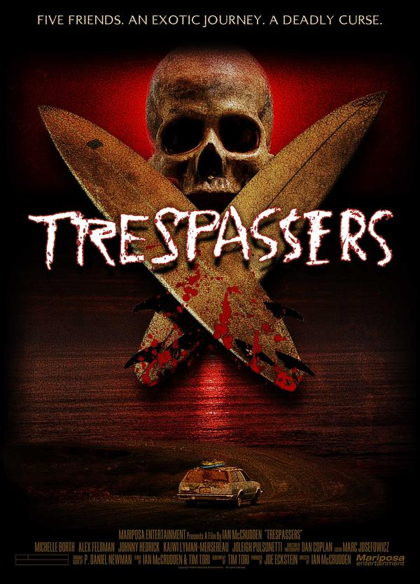 Trespassers film streaming