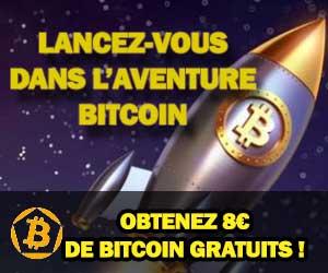 8 euros de bitcoin gratuits