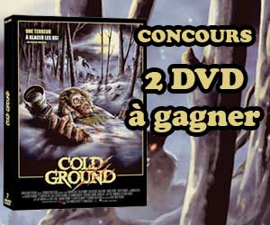 Concours Cold Ground : 2 DVD à gagner